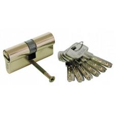 Šerdelė durų spynai 62mm  6 raktai MEGA