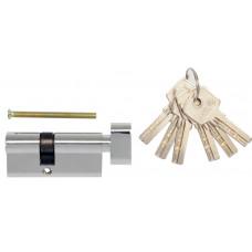 Šerdelė durų spynai 67mm 6 raktai