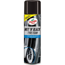 Padangų juodiklis - putos WET N BLACK Turtle Wax 500 ml