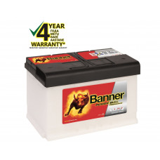Banner 84Ah 760A 12V Power PRO akumuliatorius 315x175x190mm
