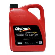 Syntholight DIVINOL 03 5W-30 5 l, ACEA A3/B4/C3 VW 504.00/507.00
