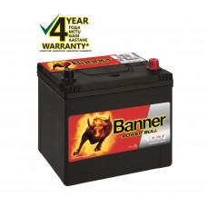 Banner 60 Ah 510A -+ 12V Power akumuliatorius 233x173x203x225mm