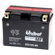 Akumuliatorius Unibat 12V 11AH 210A 150x87x110mm