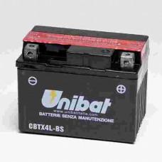 Akumuliatorius Unibat 12V 3AH 50A 114x71x86mm