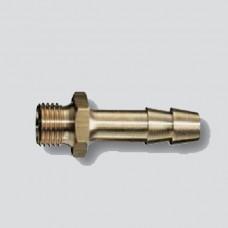Sujungimo vamzdelis-žarnelė 9mm su išoriniu sriegiu 1/2