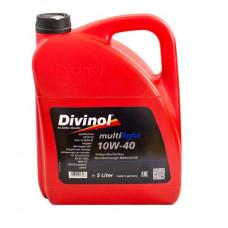 Multilight DIVINOL 10W40 5 l SN/CF, MB229.1, VW 505.00/502.00