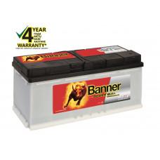 Banner 110Ah 900A 12V Power PRO akumuliatorius 394x175x190mm