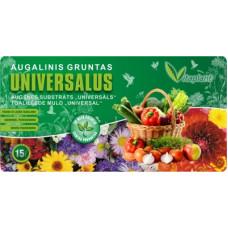 Augalinis gruntas universalus, 15 l