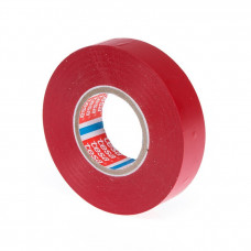 Izoliacinė juosta Tesa Premium raudona, 33 m x 19 mm
