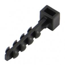 Kaištis UWOP 05 2,4-4,8 mm, juodas, 50 vnt.
