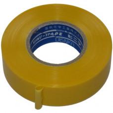 Izoliacinė juosta Vini-Tape geltona, 0.13 x 19mm x 20m