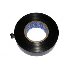 Izoliacinė juosta Vini-Tape juoda, 0.11 x 19mm x 25m