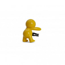 Mr&Mrs GIGI Car air freshener JGIGI004SUV01 Scent for Car, Vanilla, Yellow