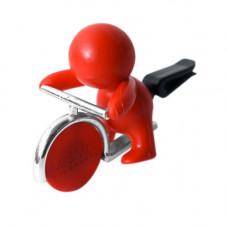 Mr&Mrs GINO Car air freshener JGINO003SU Scent for Car, Peppermint, Red